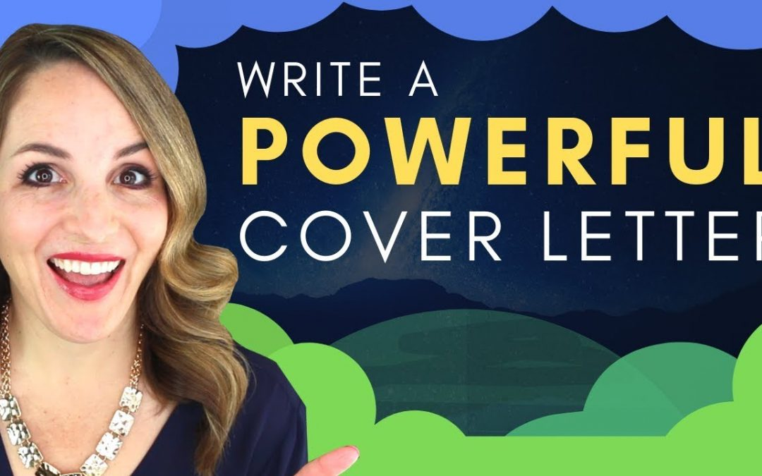 How to write a successful and professional cover letter?