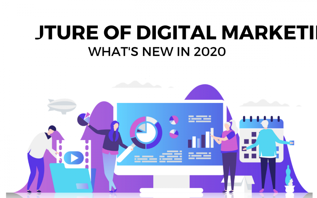 4 Predictions on the Future of Digital Marketing