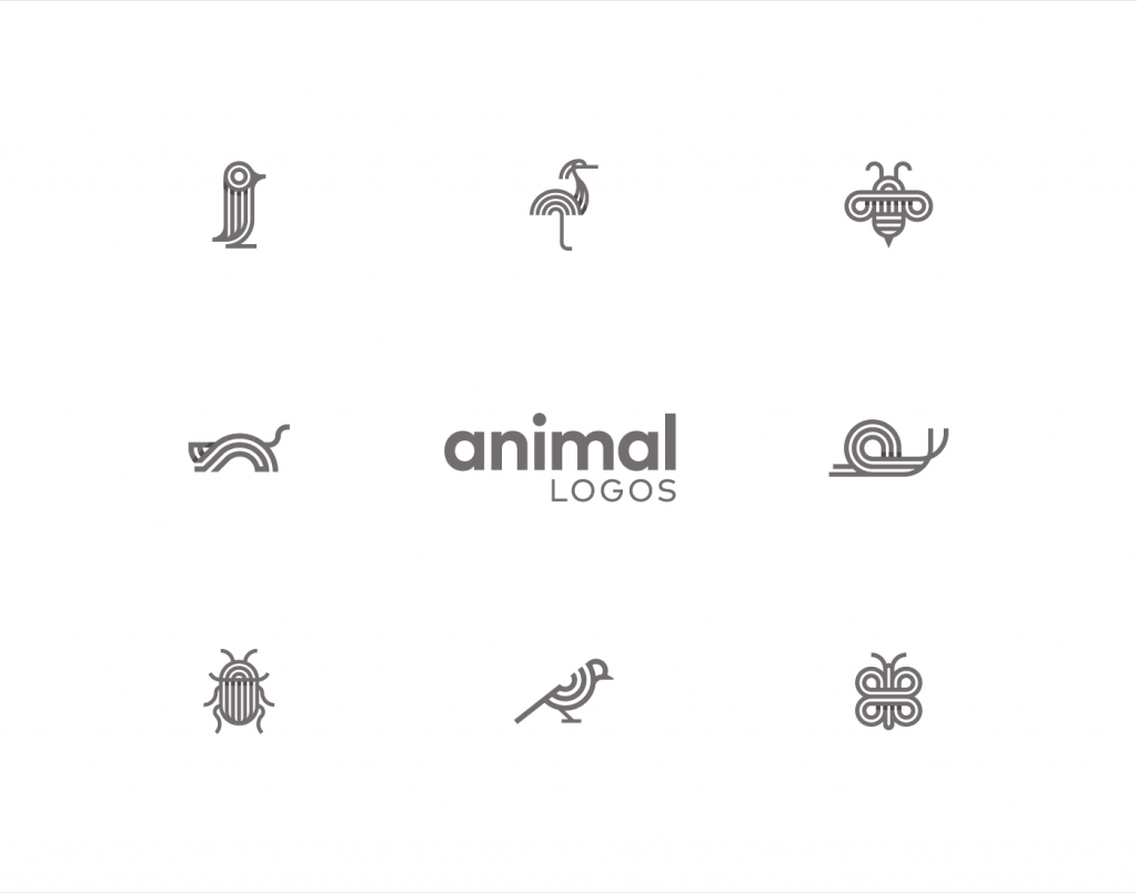Animalism logo design trends