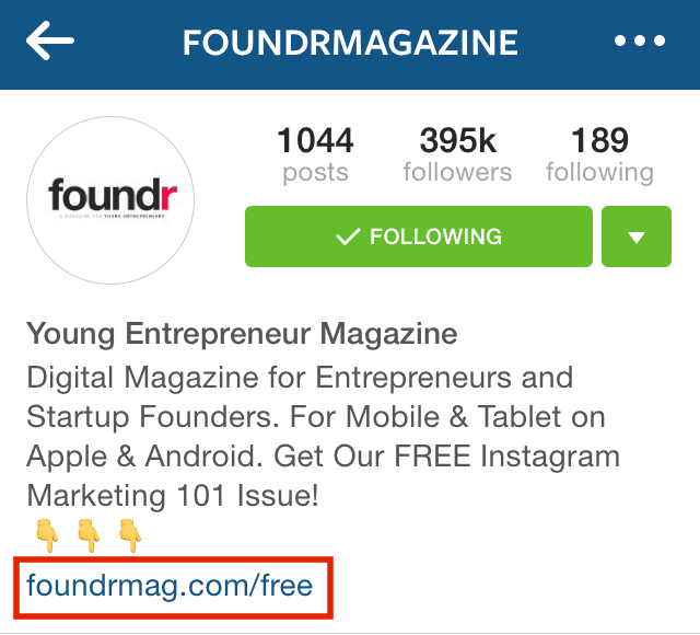 digital marketing with Instagram