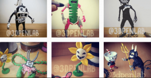 3D Pen Lab 3dpenlab Instagram photos and videos