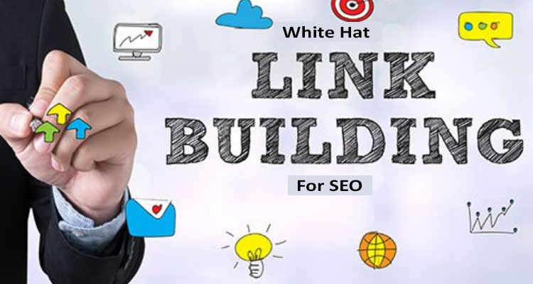white hat seo link buidling
