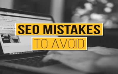 10 E-Commerce SEO Mistakes People Are Making