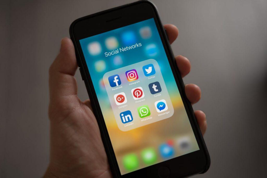 business strategies around social media