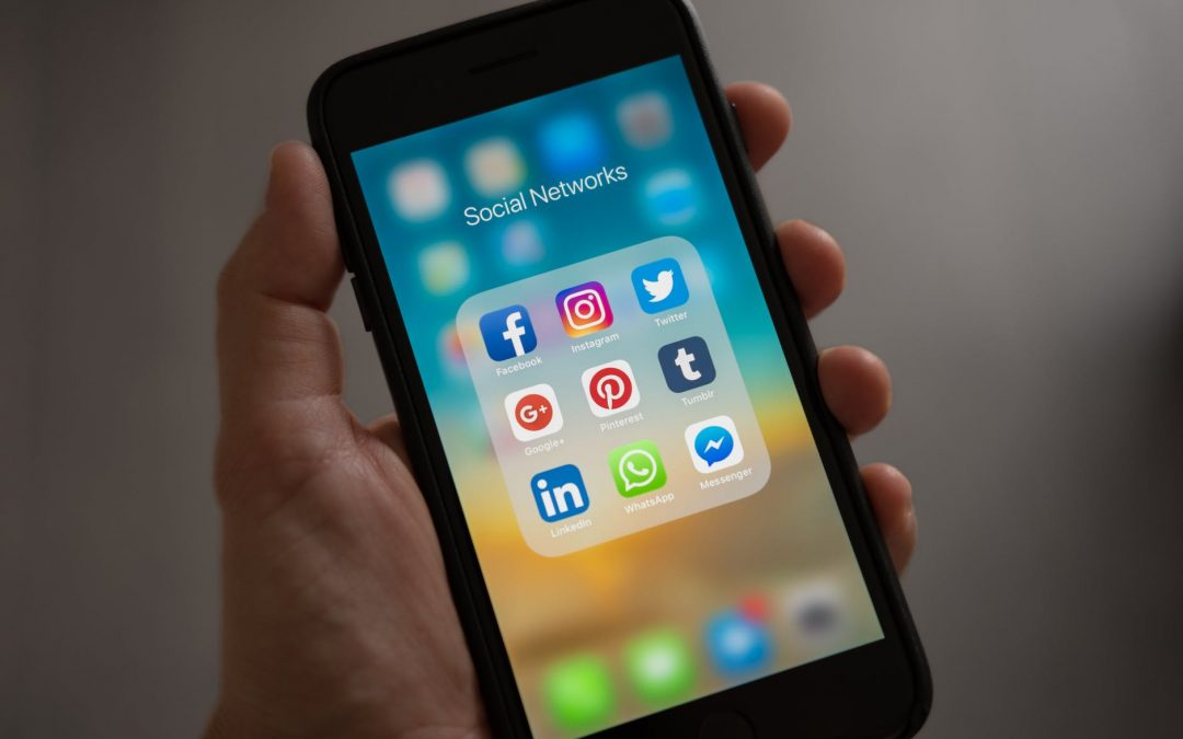 The growing position of business strategies developed around social media