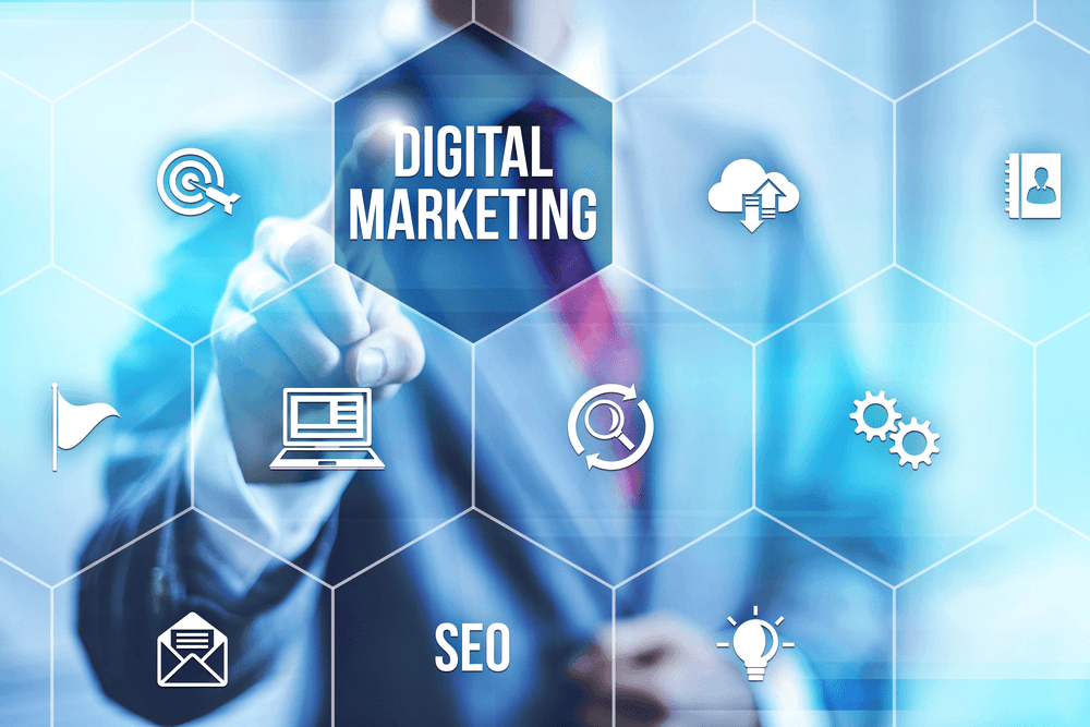 Tendencies of the Digital Marketing