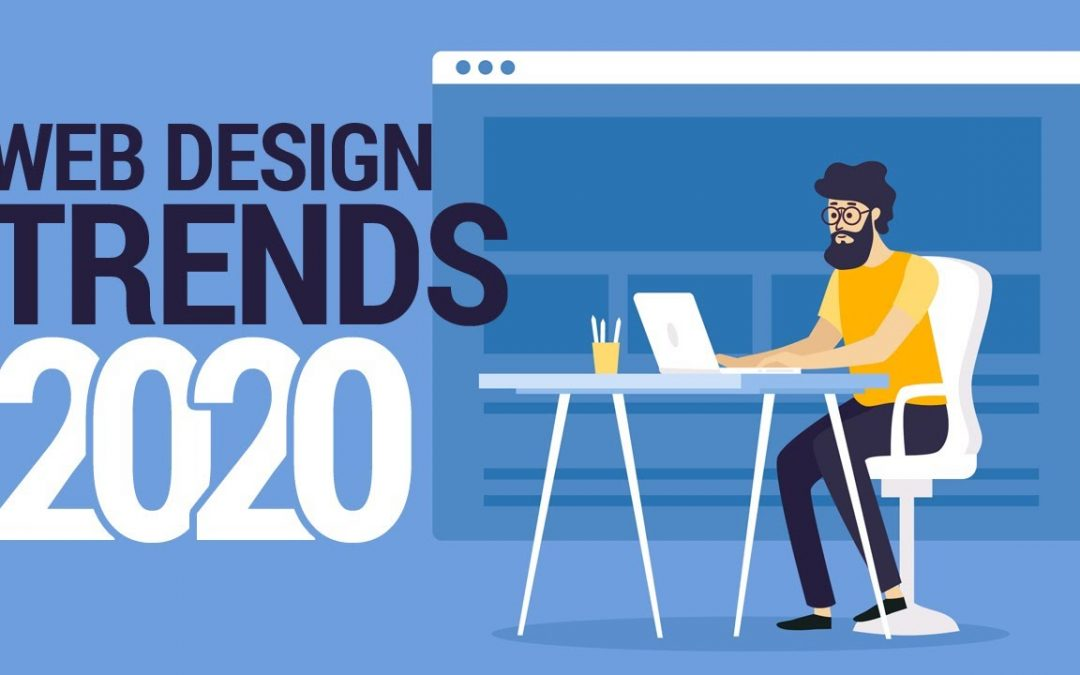 The Trend of Using Illustration in Web Design