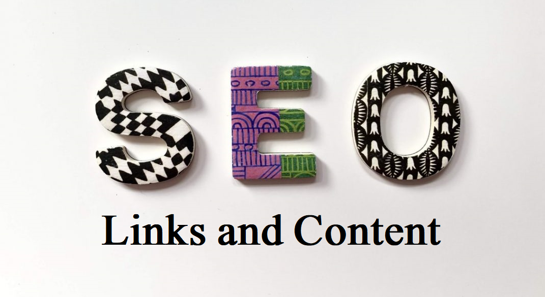 Moving the Needle with SEO – Focus on Links and Content