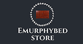 Emurphy bed store logo new