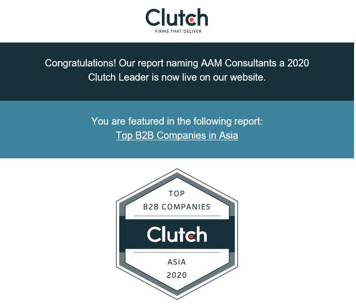 AAM Consultants – An Award-Winning SEO Company