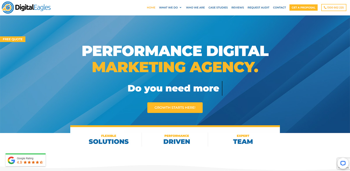 Digital Eagles Marketing Agency