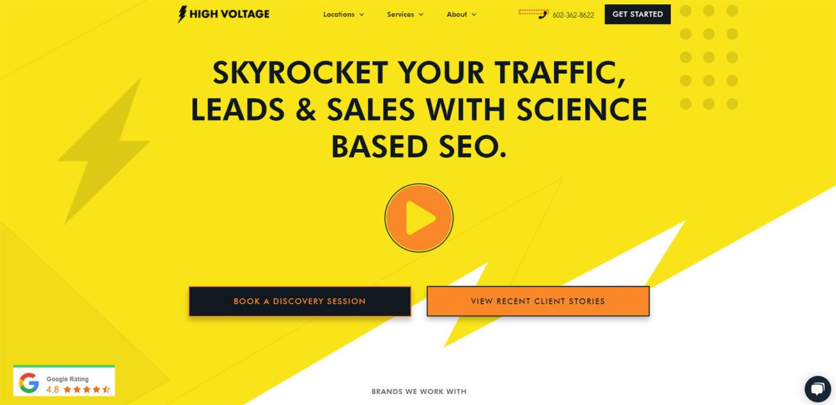 High Voltage SEO