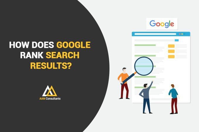 How Does Google Rank Search Results?