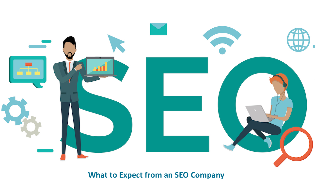 What to expect from an SEO company