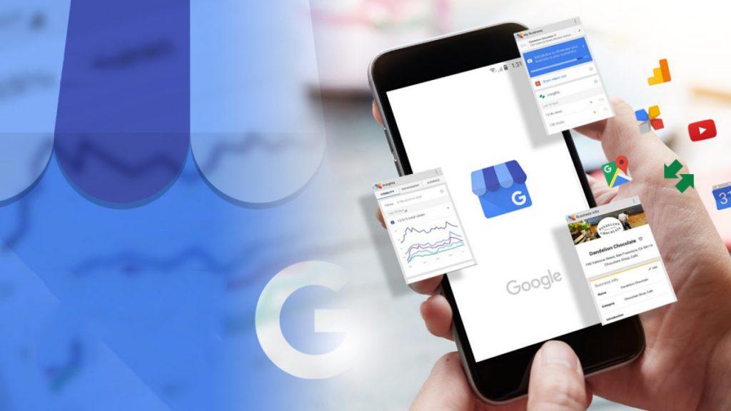 improve google my business