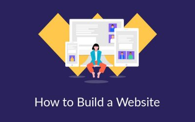 How to Build a Website? Step-By-Step Web design Guide