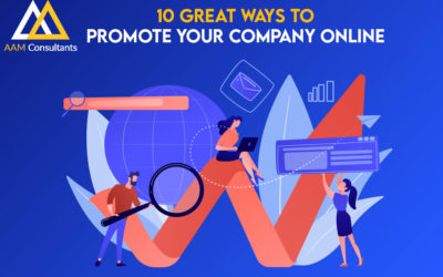 10 Great Ways to Promote Your Company Online