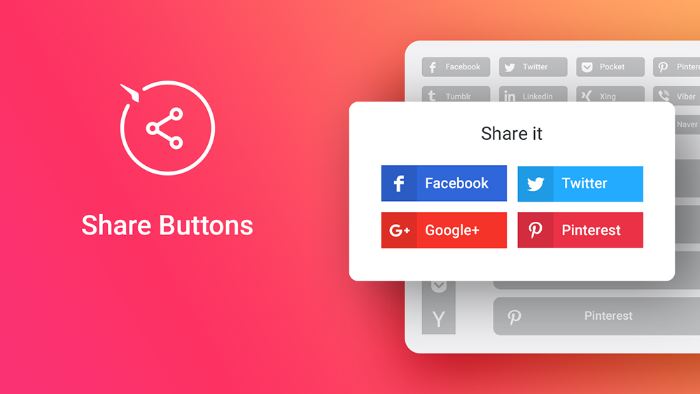 Add Sharing Buttons