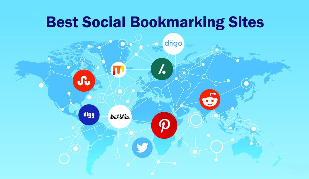 100+ Best Social Bookmarking Sites List 2021