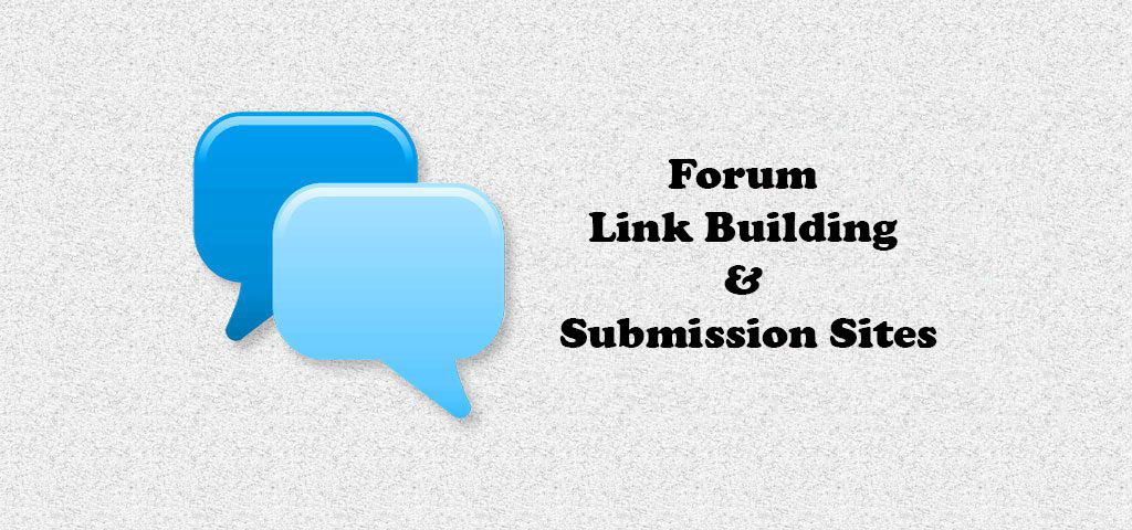 100+ Forum Link Building & Submission Sites for SEO
