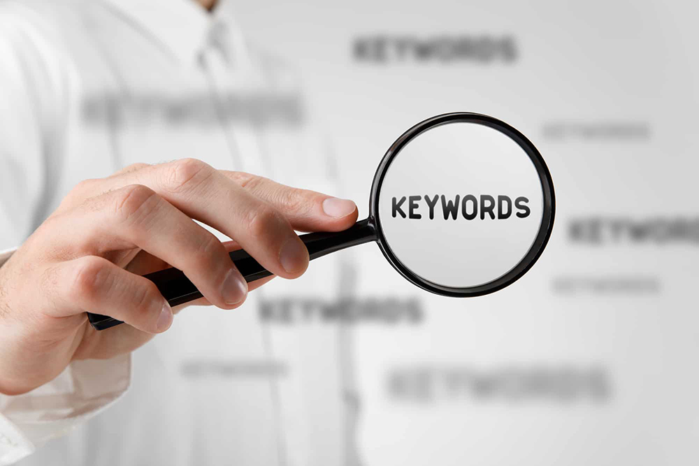 Incorporate Searched For Keywords