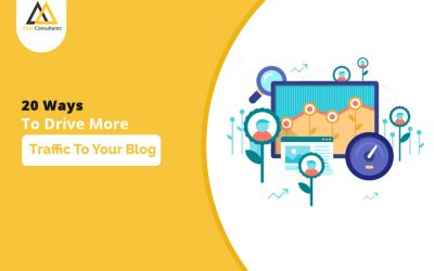 20 Ways To Drive More Traffic To Your Blog