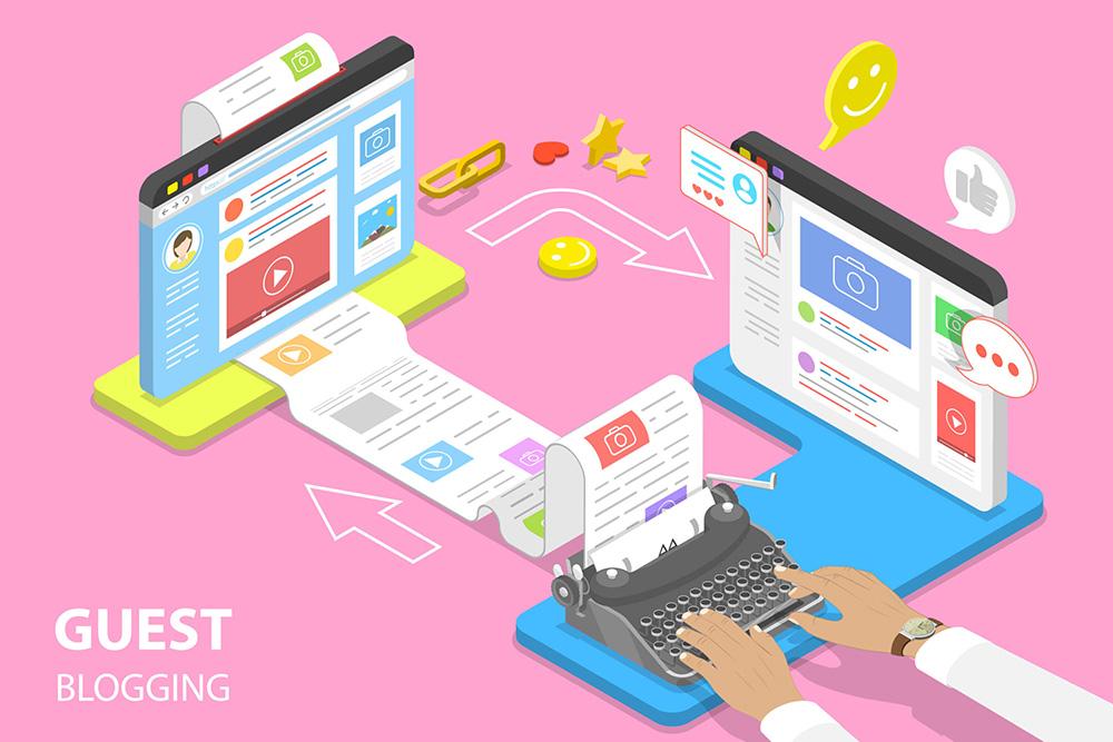 Write Guest Blogs