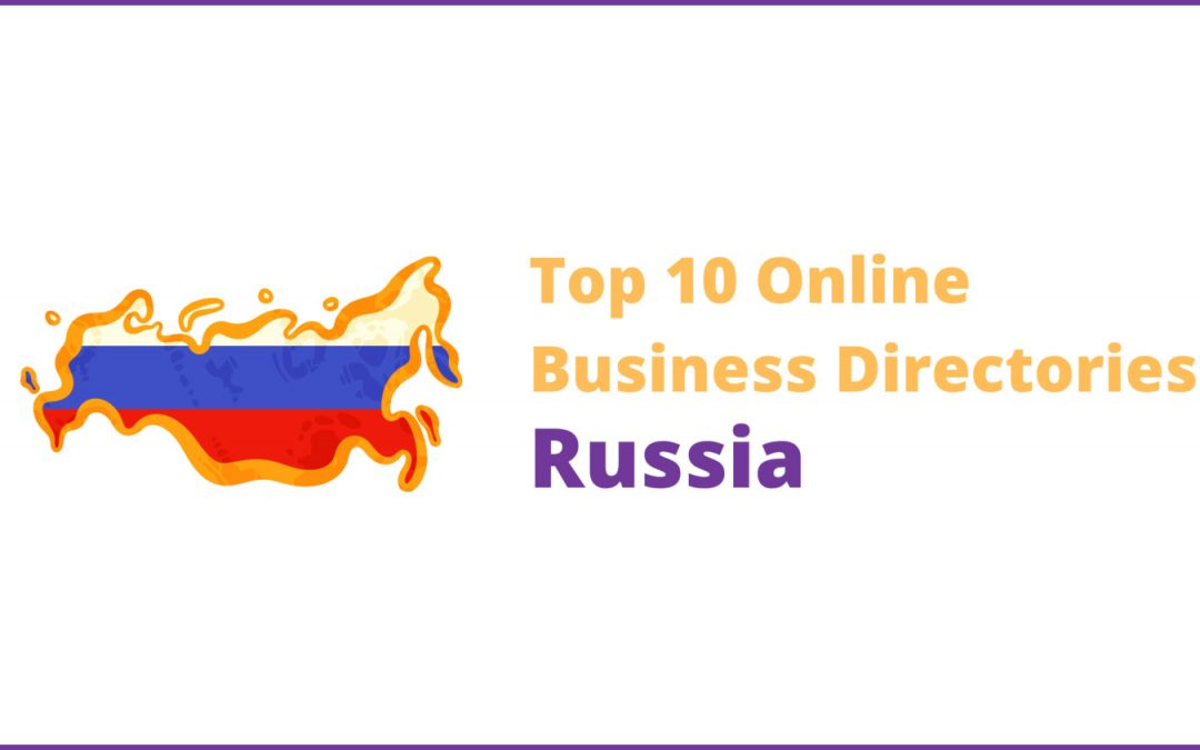 Top Business Directories or Listing Sites in Russia