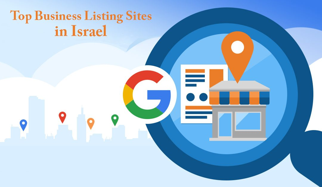 Top Business Directories Or Listing Sites In Israel