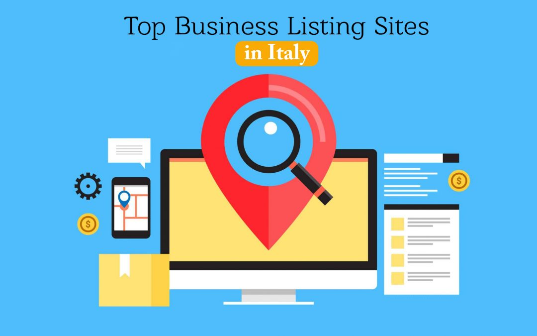 Top Business Directories or Listing Sites in Italy