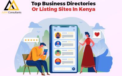 Top Business Directories Or Listing Sites In Kenya